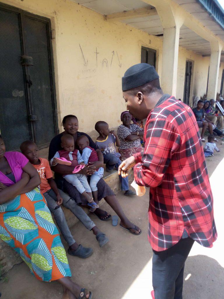 Coronavirus education Nigeria