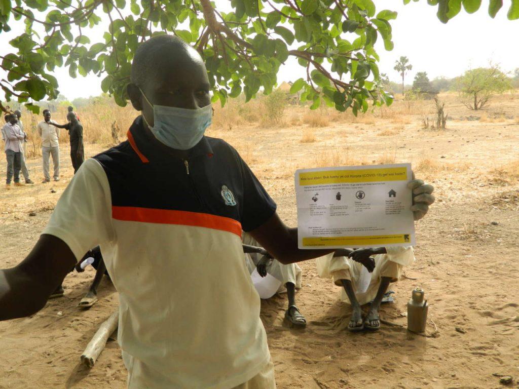 South Sudan Coronavirus