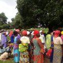 Female Mourners in Nigeria