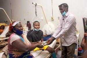 Paying hospital bill in Nigeria