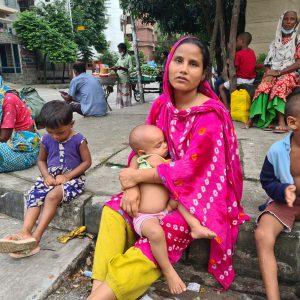 Bangladesh food distribution